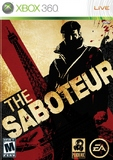 Saboteur, The (Xbox 360)